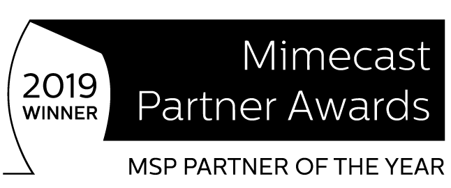 Awards- Mimecast Partner Award 2019