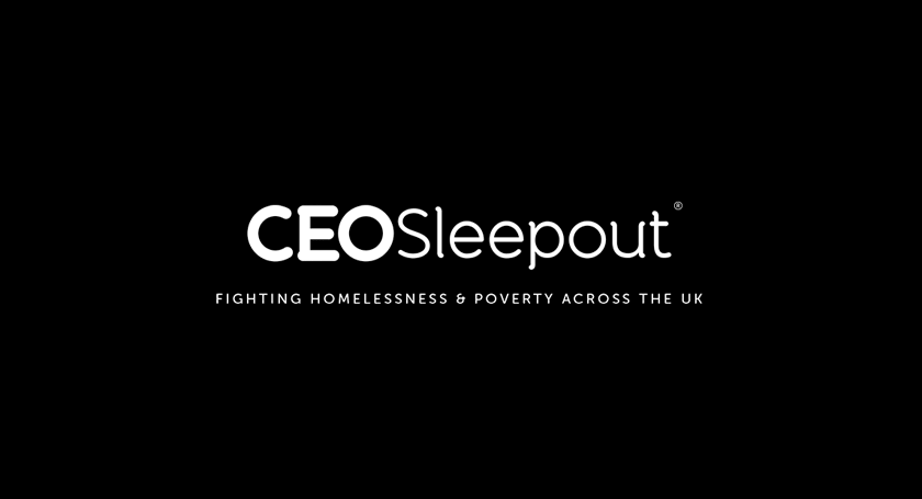 Cobweb CEO Sleepout