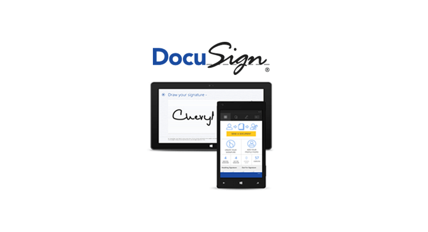 Cobweb Docusign