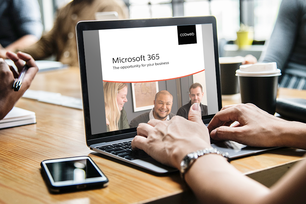 Microsoft 365: The Opportunity for your Business