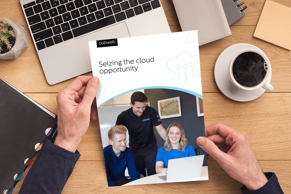 Seizing the cloud opportunity