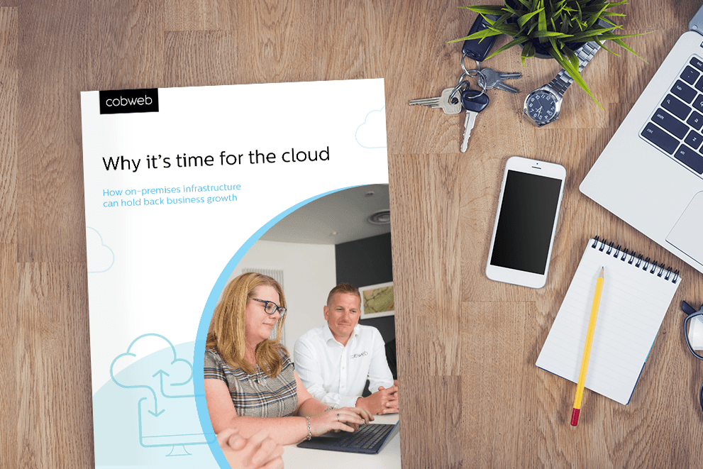 Why it's time for the cloud