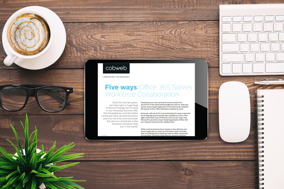 5 Ways Office 365 Solves Business Collaboration