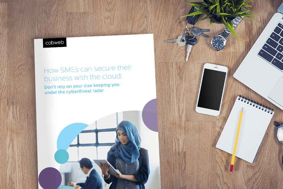 How SMEs can secure their business with the cloud
