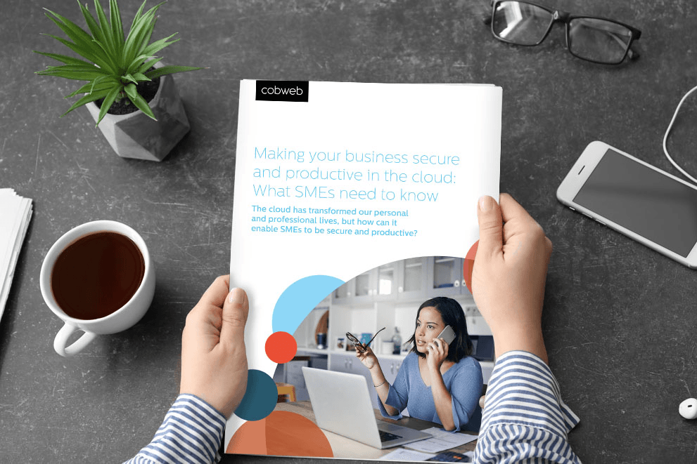 Making your business secure and productive in the cloud