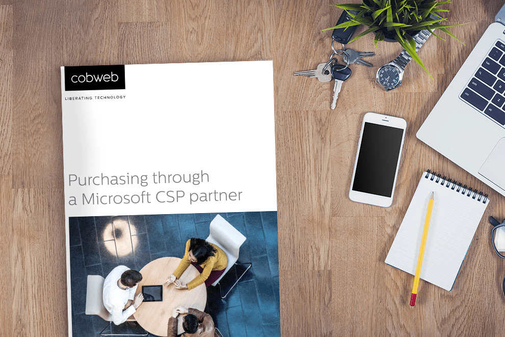Purchasing Through A Microsoft CSP Partner