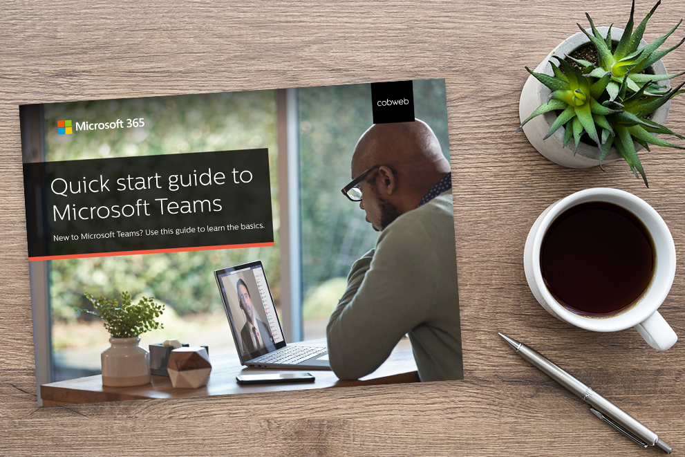 Quick Start Guide to Microsoft Teams